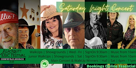Blackbutt Music Festival (Country and Bluegrass) tickets