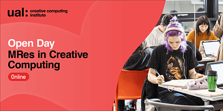 CCI Open Day: MRes Creative Computing tickets
