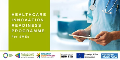 Healthcare Innovation Readiness Programme for SMEs tickets