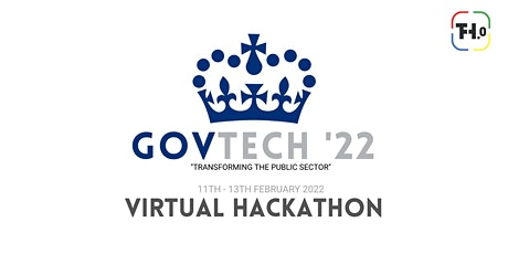 GovTech 2022 – Virtual Hackathon Tickets