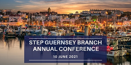STEP Guernsey Annual Conference  2021 tickets