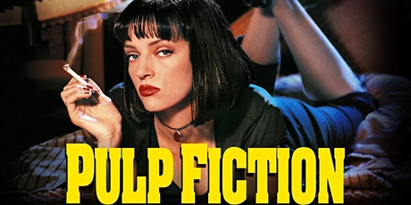 Pulp Fiction (18) + Live Comedy at Film & Food Fest Manchester tickets