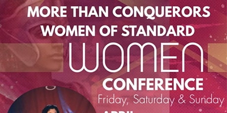 More than Conquerors/ Women of Gods Standard tickets