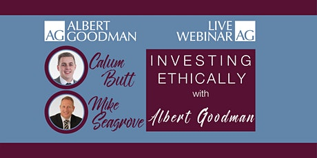 Sustainable and Ethical Investing Tickets