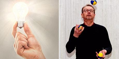 *Digital seminar* Torbjörn Jonasson - Socialt hållbart ledarskap biljetter