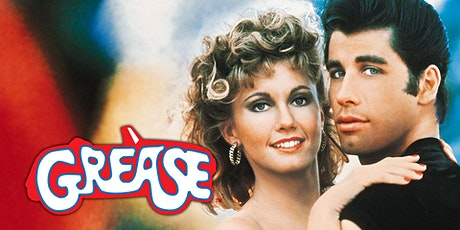 Grease (PG) + Live Comedy at Film & Food Fest South London tickets