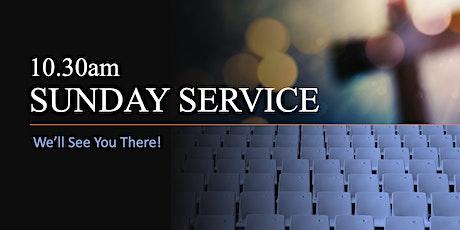 10.30am Sunday Service - 6th June 2021 tickets