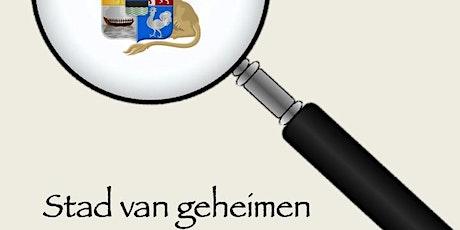 ZAANDAM -  Speurtocht door Zaandam - April tickets