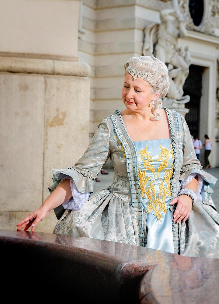 Maria Theresia - höchstselbst: Bild