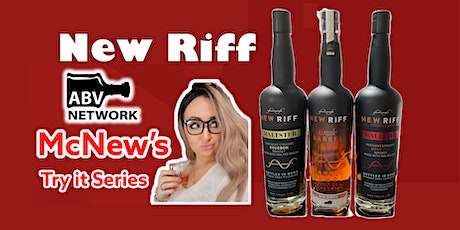 McNew's Try it Series - Special Offerings from New Riff (3 samples!) tickets