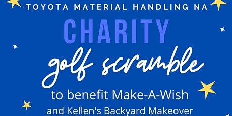 Toyota Material Handling NA Charity Golf Outing to Benefit Make-A-Wish tickets
