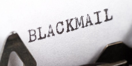 CrimeOnline | Investigating Blackmail tickets