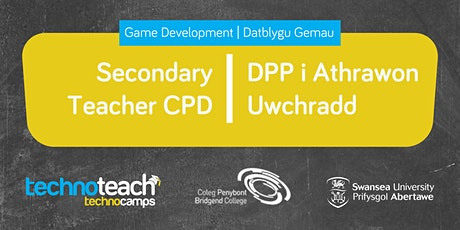Secondary Teacher CPD | Game Development - Roles in the Games Industry tickets