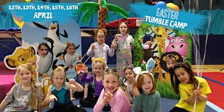 Gymnastics Camp | 12th, 13th, 14th, 15th & 16th April tickets