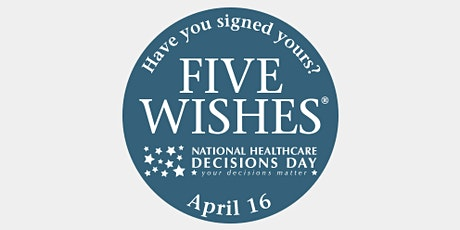 National Healthcare Decision Day Webinar tickets