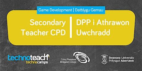 Secondary Teacher CPD | Game Development - Teaching Game Design tickets