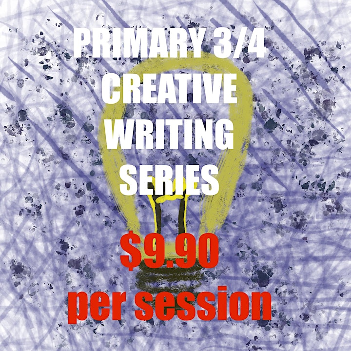 Primary 3/4 Creative Writing Session image