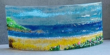 Fused Glass Coastal Curve Workshop tickets