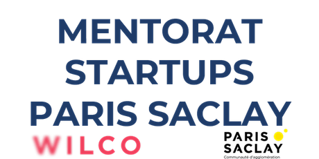 MENTORAT DE STARTUPS  de PARIS SACLAY billets