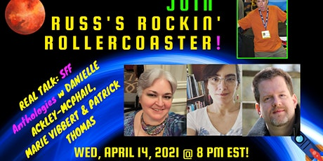 REAL TALK about  SciFi and Fantasy Anthology Editors, Publishers, Writers tickets