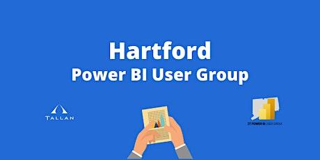 Hartford Power BI User Group tickets