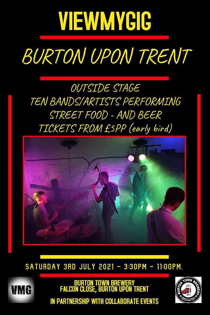 ViewMyGig Burton Upon Trent - Music Festival. image