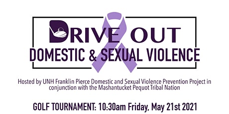 Drive Out Domestic and Sexual Violence Golf Tournament tickets