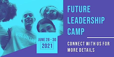Future Leadership Camp biljetter