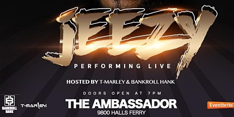 "Lil A Presents ... Jeezy ""Performing Live"" tickets"