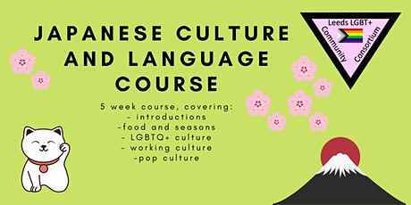 Japanese Culture and Language Course tickets