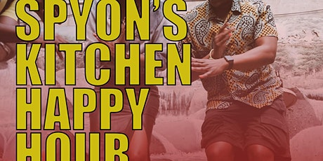 Spyons Kitchen Happy Hour tickets