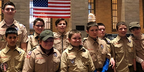 Goshen Boy Scout Annual Steak Dinner tickets