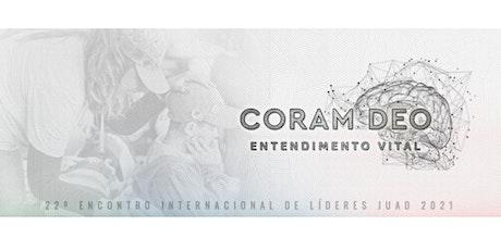 22° Encontro Internacional de Líderes JUAD - ÚLTIMAS VAGAS! ingressos