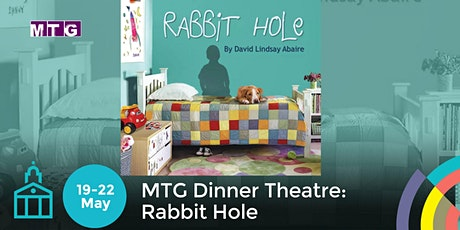 Dinner Theatre: Rabbit Hole tickets