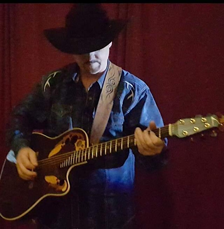 Dinner Show at KC's Ranch featuring  live country music with John Pemberton image