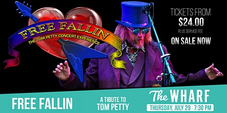 Free Fallin - The Tom Petty Concert Experience tickets