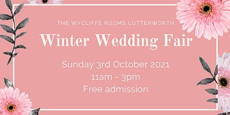 Winter Wedding Fair tickets