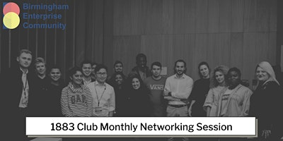 BEC 1883 Club Monthly Networking Session April 2021