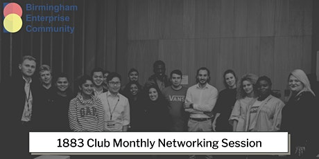 BEC 1883 Club Monthly Networking Session April 2021 tickets