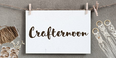 Crafternoon (for Adults) tickets