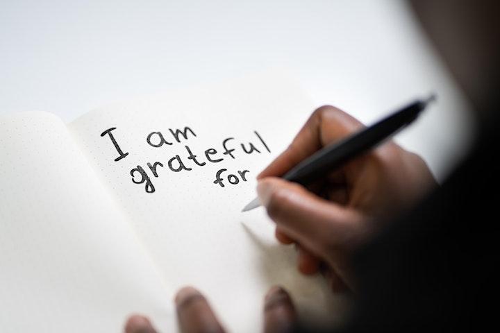 Gratitude Room on Zoom image