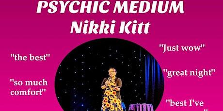 Evening of Mediumship with Nikki Kitt - Torquay tickets