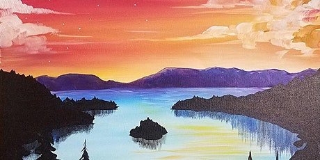 Come Paint With Us Emerald Bay tickets
