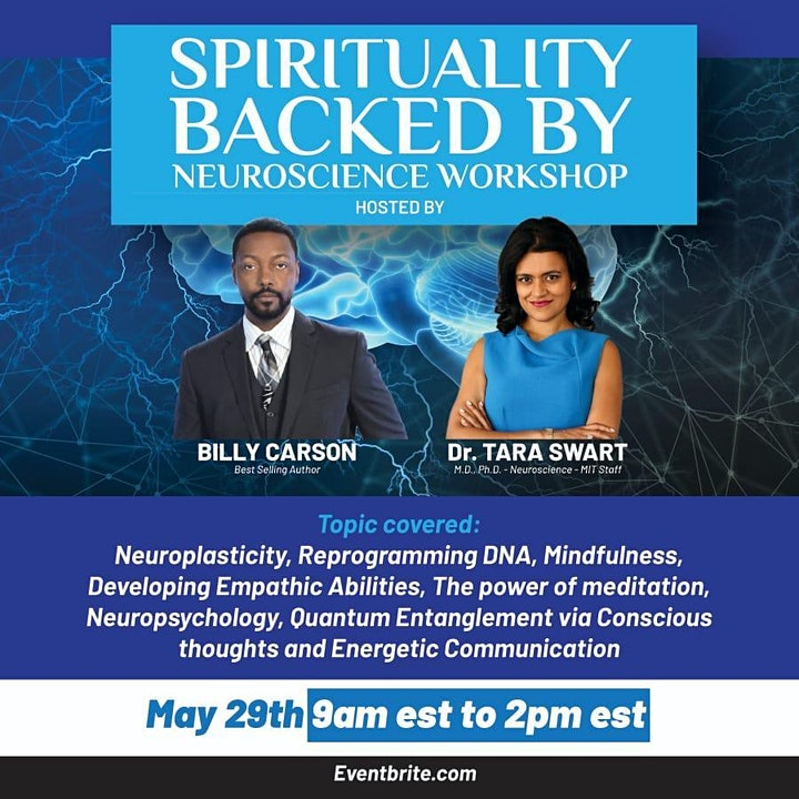 Spirituality Backed By Neuroscience Workshop image