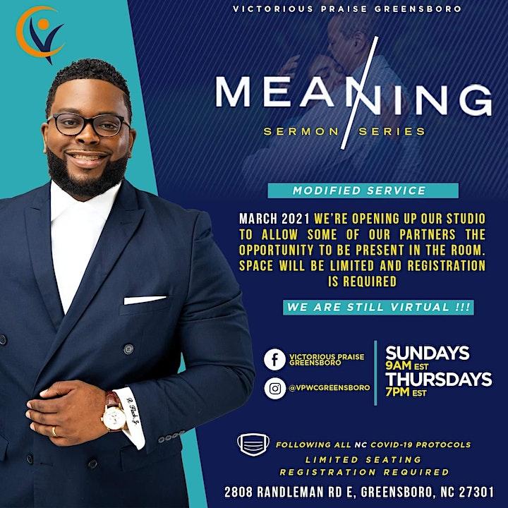 VPWC Sunday Worship image