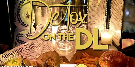 4/17 DETOX SATURDAY ROOFTOP BRUNCH & DINNER PARTY @ THE DL tickets