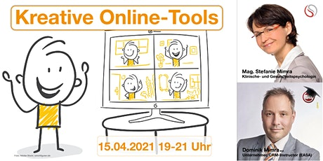 "Seminar ""Kreative Online-Tools"" biljetter"