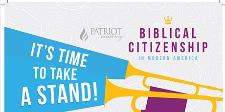Biblical Citizenship: Taking Action in Government with a Biblical Lens tickets