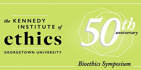 KIE 50th Anniversary Bioethics Symposium tickets
