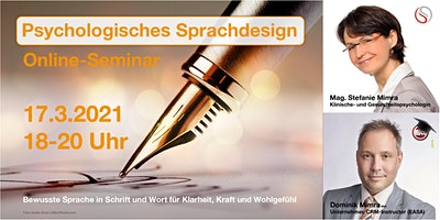 "Seminar ""Psychologisches Sprachdesign"""